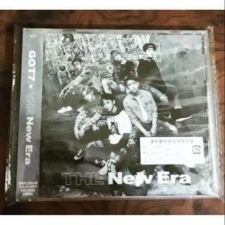 🚚 GOT7 the new era 日版 日壓 日專