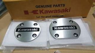 ★KRR150/ZX150/RR150 💯Original Engine Emblem Cover Set