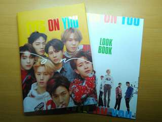 🚚 got7 eyes on you台壓 附look book