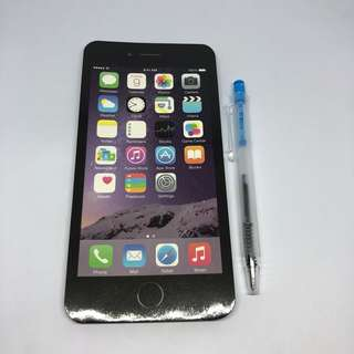 iPhone notepad with pen