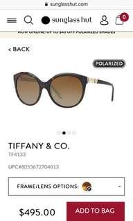 Tiffany Polarized Sunglasses