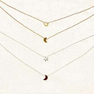 Two-layer Dainty Necklace *stainless, non-tarnish*