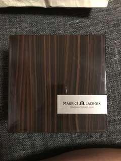 maurice lacroxix 木錶盒
