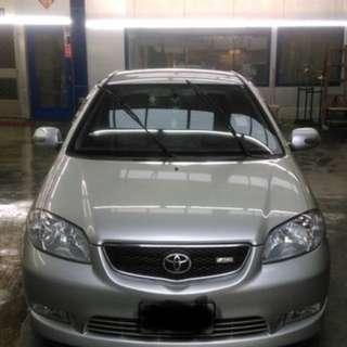 2005年Toyota vios G版