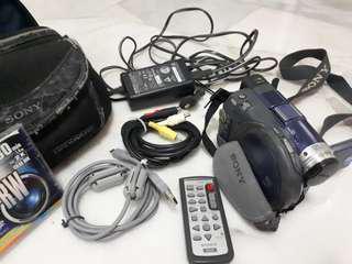 Sony DVD Handycam