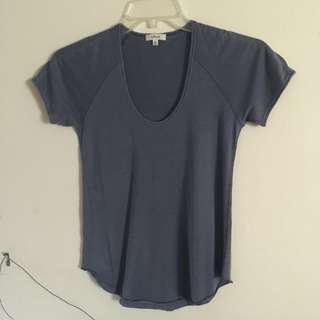 Aritzia Wilfred Free T-Shirt Top