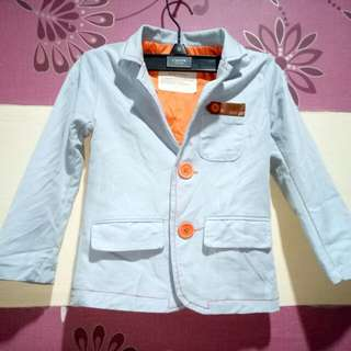 Semi Formal coat/Jacket for him(Size 7-8y/o)