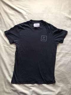Black Cotton On Shirt