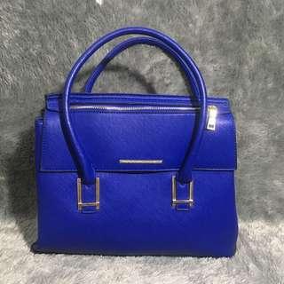 Palomino Electric Blue Navy Handbag