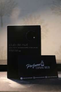 Pre Order lArmaf Club De Nuit Intense Man 105ml