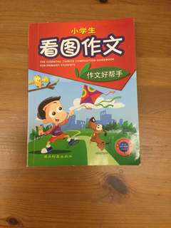 Primary school composition Chinese book