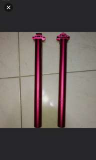 New aluminum seat post for bicycle MTB