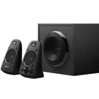 #45 Logitech Z623 2.1 Home Stereo System with Subwoofer
