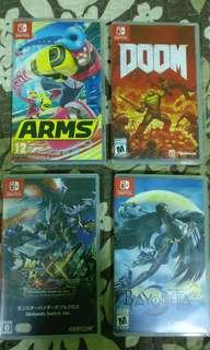 (WTS/WTT) Nintendo Switch Games
