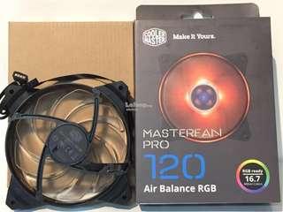 Coolermaster rgb 風扇