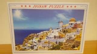🚚 Jigsa Puzzle 拼圖 1000片( A-1060 ) 50x75cm