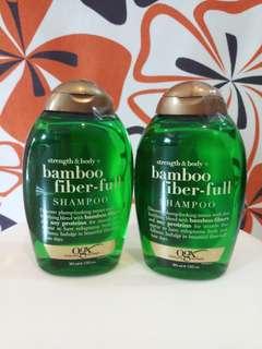 *All for $19* Ogx Strength & Body Bamboo Fiberfull Shampoo