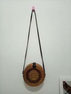 Rattan Bag Original Bali