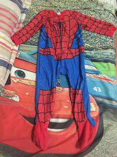 SPIDERMAN MARVEL COSTUME