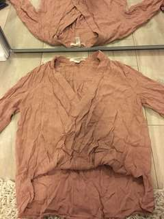 Shirt open
