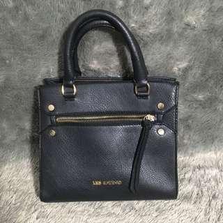 Les Catino Black Sling Bag Tas Hitam