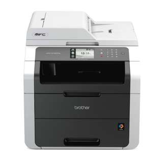 Brother Printer (Networked High Speed Colour LED Multi-Functional Centre with Double-sided Printing)