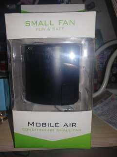 🆕💯Mobile  Air conditioning small fan腰間風扇