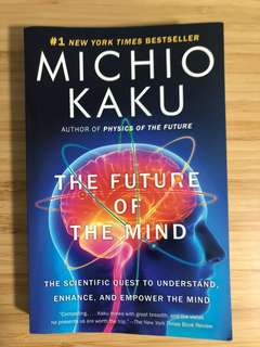 The Future of the Mind - Michio Kaku