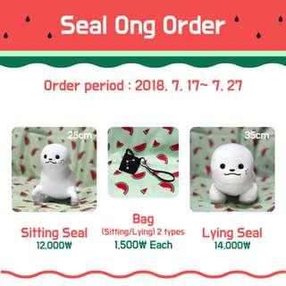 ONG SEONGWU - Seal Ong