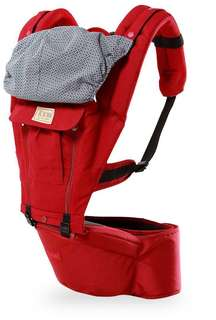 Todbi Carrier 3D Style Plus Hipseat 3-in-1