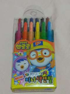 Pororo Mechanical Crayon