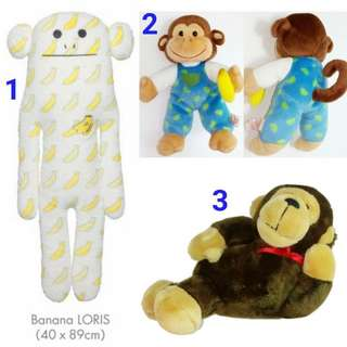 Craftholic Plush Monkey