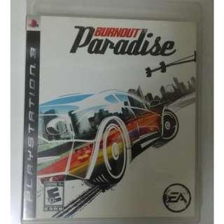 橫衝直撞 狂飆樂園 PS3 Burnout Paradise