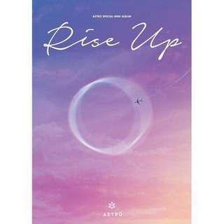 [PREORDER] ASTRO - Special Mini Album 'Rise Up'