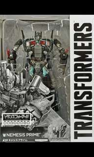 WTB nemesis evasion optimus prime transformers