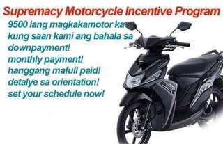 Supremacy motorbike