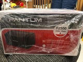 $120 淨機 全新Pantum P2500 鐳射打印機