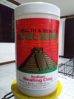 Aztec Indian Healing Clay Mask (2lbs)