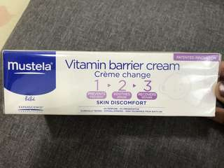 Mustella Diaper Cream