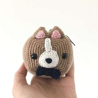Dog crochet pattern