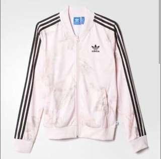 Adidas Rose Pastel Jacket
