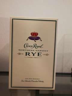 Crown Royal Northern Havest Rye - whisky of the year 2016