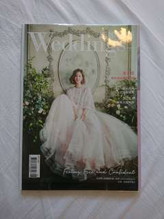 🚚 Wedding新娘物語 7-8月號 2018  NO.96