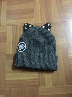 🚚 可愛貓耳毛帽