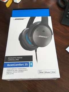 Bose QuietComfort QC 25 Headphone