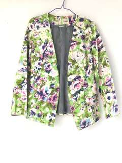 Floral Blazer (Formal/Casual)