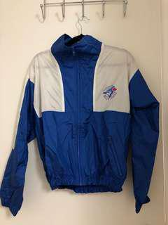 Vintage blue jays windbreaker