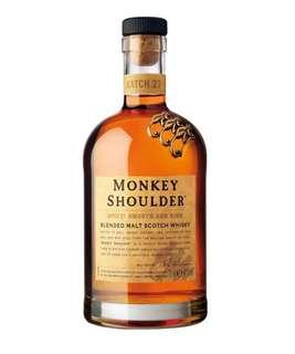 Whisky - Monkey Shoulder Blended Malt Scotch Whisky