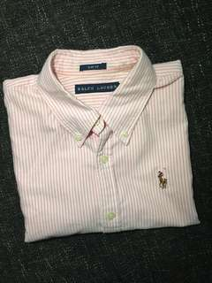 Preloved Woman Ralph Lauren Shirt