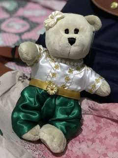Starbucks Bearista Bear Cambodia